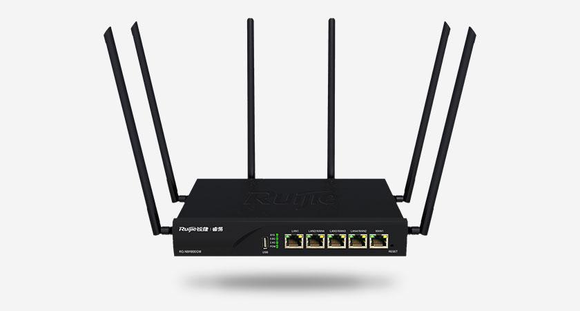 RG-NBR800GWsmart系列上网行为管理路由器