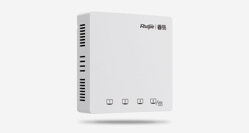 RG-RAP120(V2)双频室内面板型无线接入点