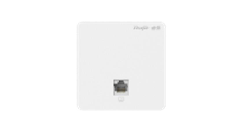 RG-RAP1200(F)室内11ac百兆双频面板无线接入点