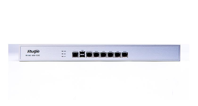 RG-UAC 6000-E10C上网行为管理与审计