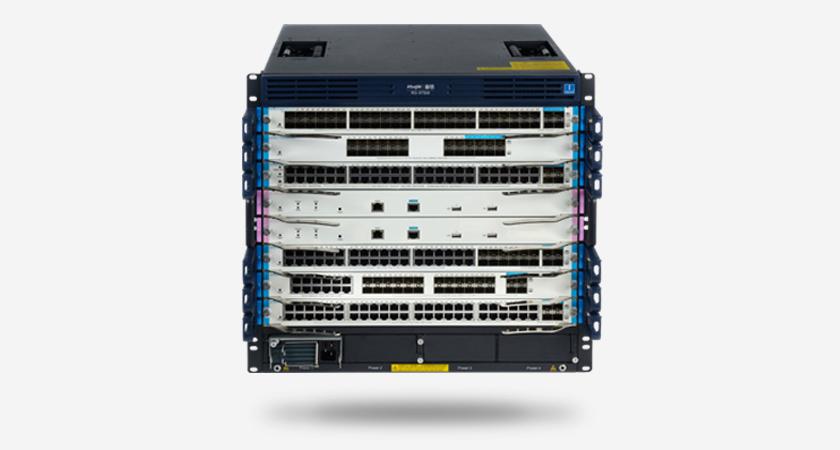 RG-S7508云架构网络核心交换机
