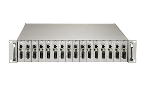 武汉集中式光纤收发器 HJ-C16