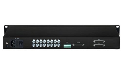 武汉多业务视频光端机 HJ-DAV-MC16