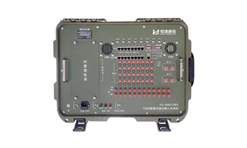 便携式光电一体化综合接入光端机 HJ-iAN210BX