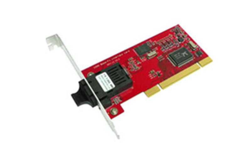 武汉千兆PCI光纤网卡 OPT-921