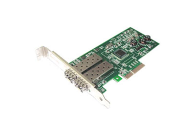 武汉千兆PCI-E双光口网卡 OPT-940