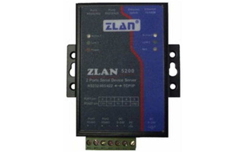 武汉2口RS-232/485串口服务器