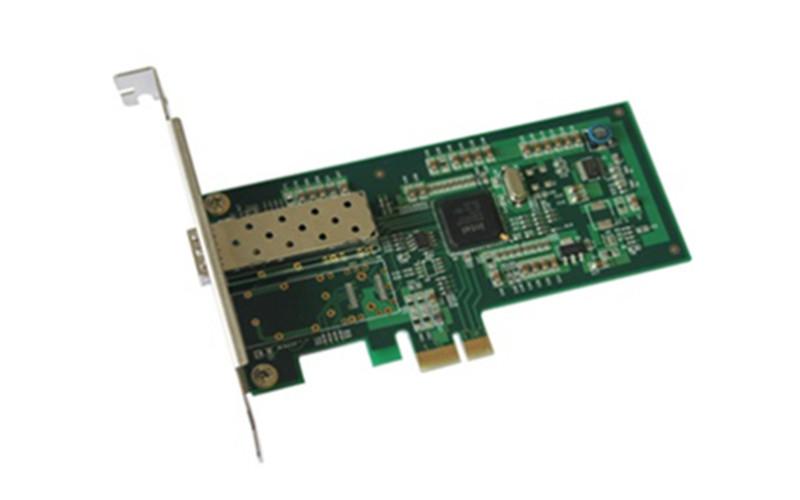 武汉千兆PCI-E x1单光口网卡