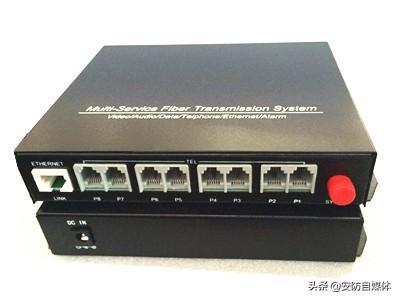 视频光端机中有关光模块的应用